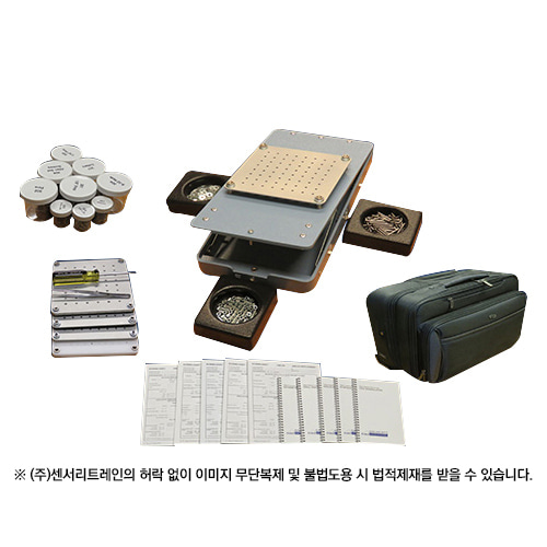 발파 VCWS 300 Series - Series Dexterity Modules 민첩성 훈련 모듈세트